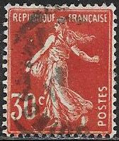 France 171 Used - Sower