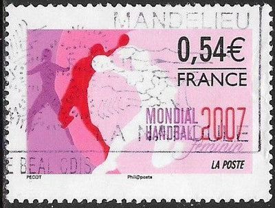 France 3372 Used - ‭‭‭‭‭2007 Women's World Handball Championships