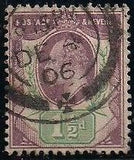 Great Britain 129 Used - Edward VII