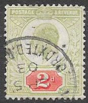 Great Britain 130 Used - Edward VII