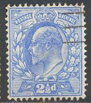 Great Britain 131 Used - Edward VII