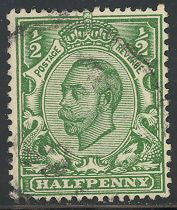 Great Britain 157 Used - George V