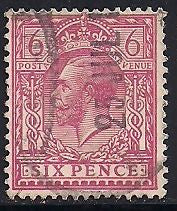 Great Britain 167 Used - George V