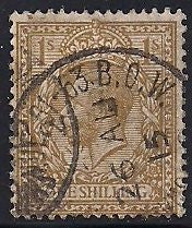 Great Britain 172 Used - George V