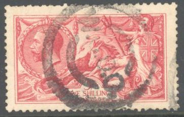 Great Britain 174 Used - George V