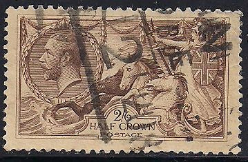 Great Britain 179 Used - Crease - George V