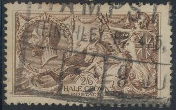 Great Britain 179 Used - George V