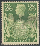 Great Britain 249A Used - Loose Perf Bottom Left - George VI