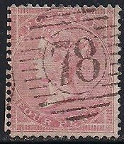 Great Britain 26 Used - Victoria