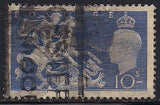 Great Britain 288 Used - George VI - St. George Slaying Dragon