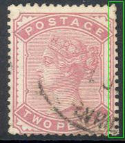 Great Britain 81 Used - Perf. Issues - Victoria