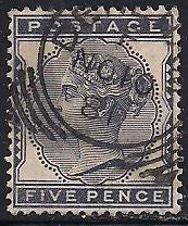 Great Britain 85 Used - Victoria