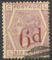 Great Britain 95 Used - Victoria