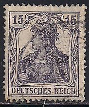 Germany 100 Used - Germania
