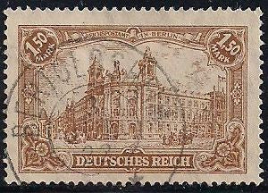 Germany 113 Used - Berlin Post Office - Socked on the Nose