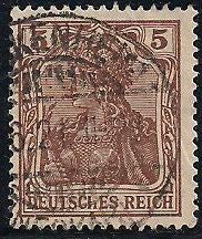 Germany 118 Used - Germania
