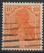 Germany 119 Used - Germania