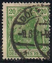 Germany 121 Used - Germania