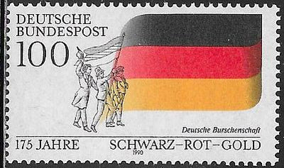 Germany 1603  MNH -‭ German Students Fraternity, 175th Anniversary