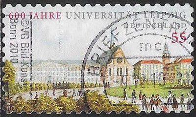 Germany 2540 Used - ‭‭Leipzig University, 600th Anniversary
