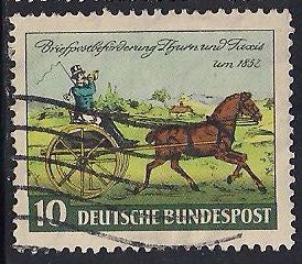 Germany 692 Used - Thurn & Taxis
