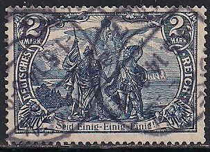 Germany 79 Used - Union of North and South Germany