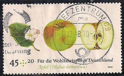 Germany B1026 Used - Apples