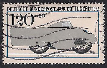 Germany B608 Used - Motorcyle BMW 1936