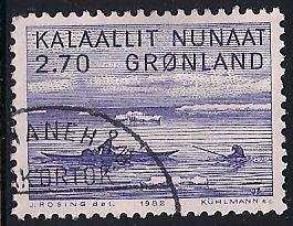 Greenland 113 Used - Walrus Hunt
