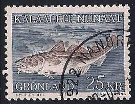 Greenland 140 Used - Fish