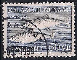 Greenland 141 Used - Fish