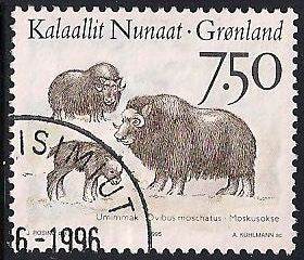 Greenland 298 Used - Musk Ox