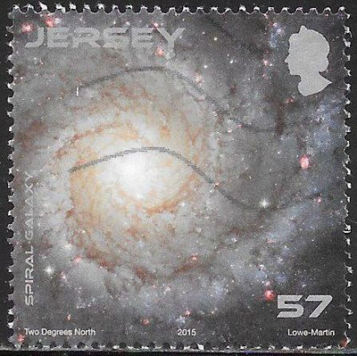 Jersey 1840 Used - ‭ ‭Hubble Space Telescope, 25th Anniversary -  ‭M74 (NGC 628) Spiral Galaxy