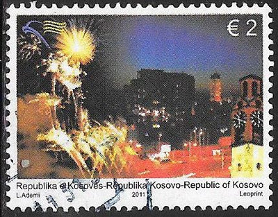 Kosovo 169 Used - Independence Day