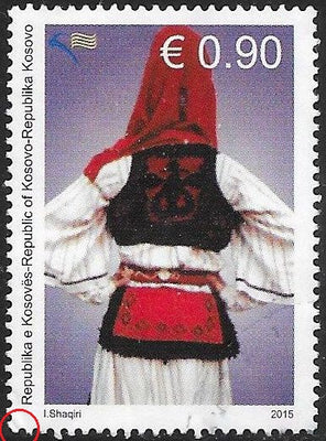 Kosovo 284 Used - Costumes - Women's Clothing - Crease