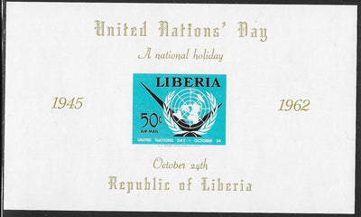 Liberia C145 MNH - United Nations Day