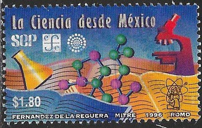 Mexico 2001 Used - Mexican Science