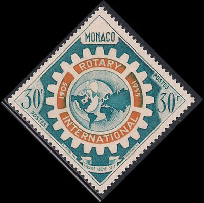 Monaco 353 MNH - Rotary International