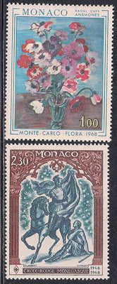 Monaco 759 MNH - Dog - Doberman