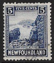 Newfoundland 135 Used - Coast of Trinity