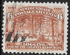 Newfoundland 66 Used - Logging