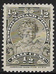 Newfoundland 78 Used - Edward VII