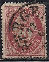 Norway 18 Used - Perf Issues - Posthorn