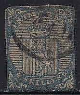 Norway 1 Used - No Margins - Rampant Lion