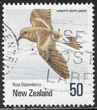 New Zealand 1009 Used - Bird - Antarctic Petrel