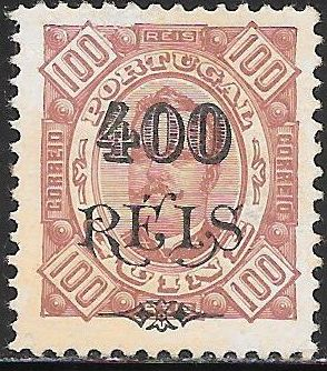 Portuguese Guinea 88 Unused/Hinged - King Carlos