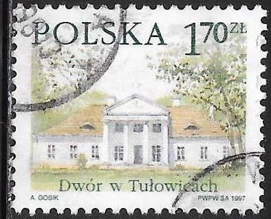 Poland 3347 Used - Country Estates - Tulowicach