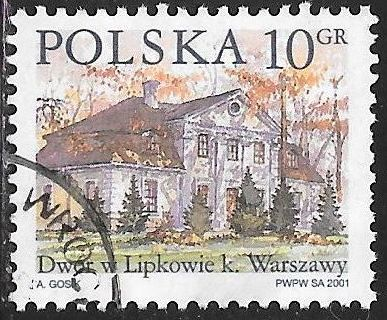 Poland 3571 Used - Country Estates - Lipków