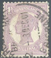 Queensland 121a Used - Victoria