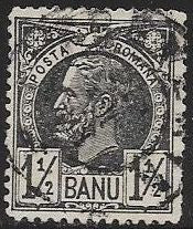 Romania 118 Used - King Carol I